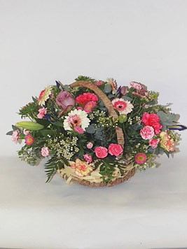 Arrangements: Mixed Basket